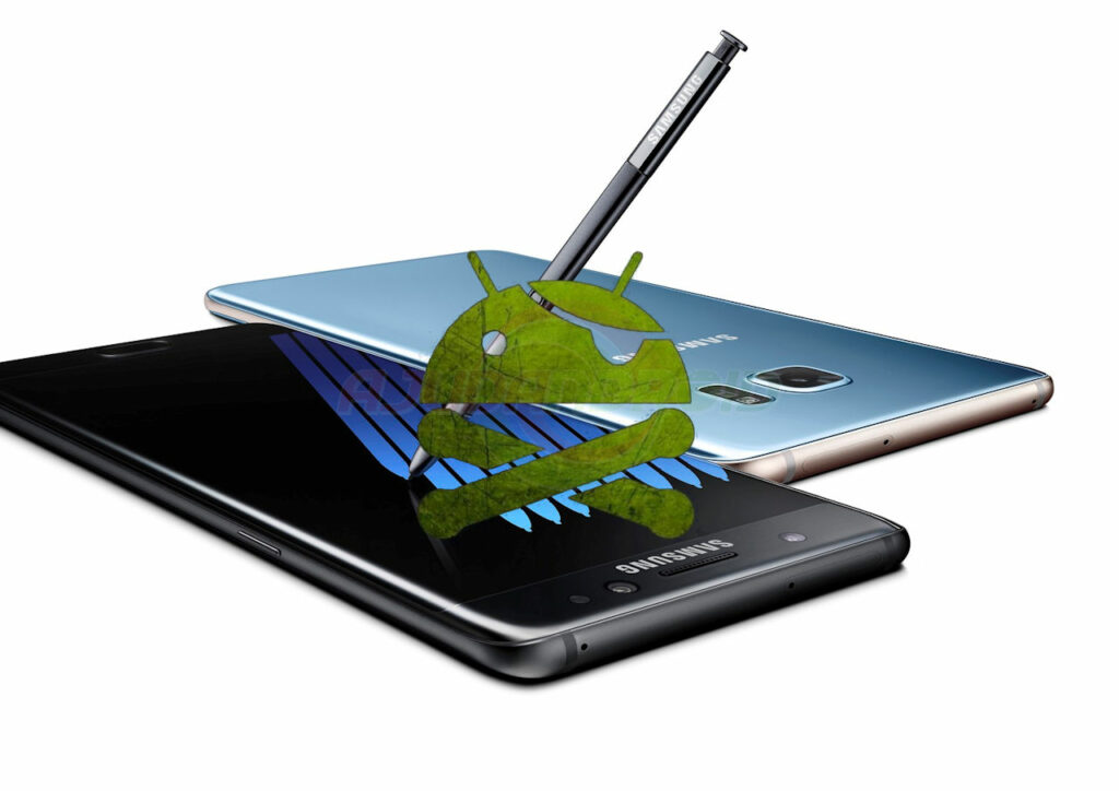 Galaxy Note 7 Root