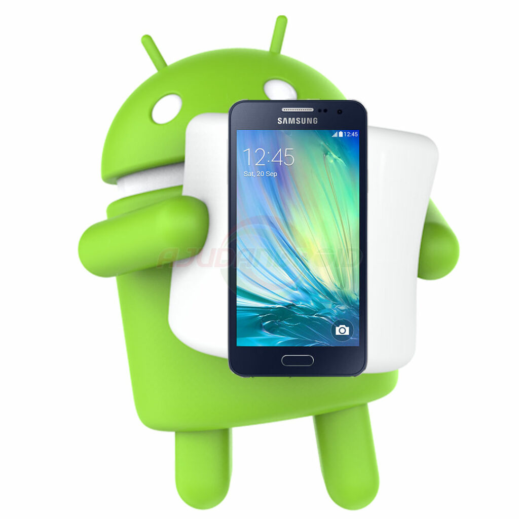 Galaxy A3 2015 Android Marshmallow