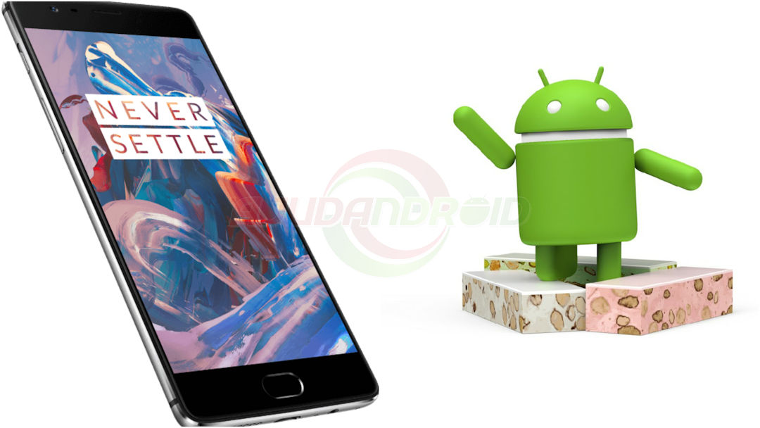 OnePlus 3 Android 7.0 Nougat