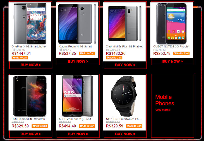 GearBest Black Friday 2016