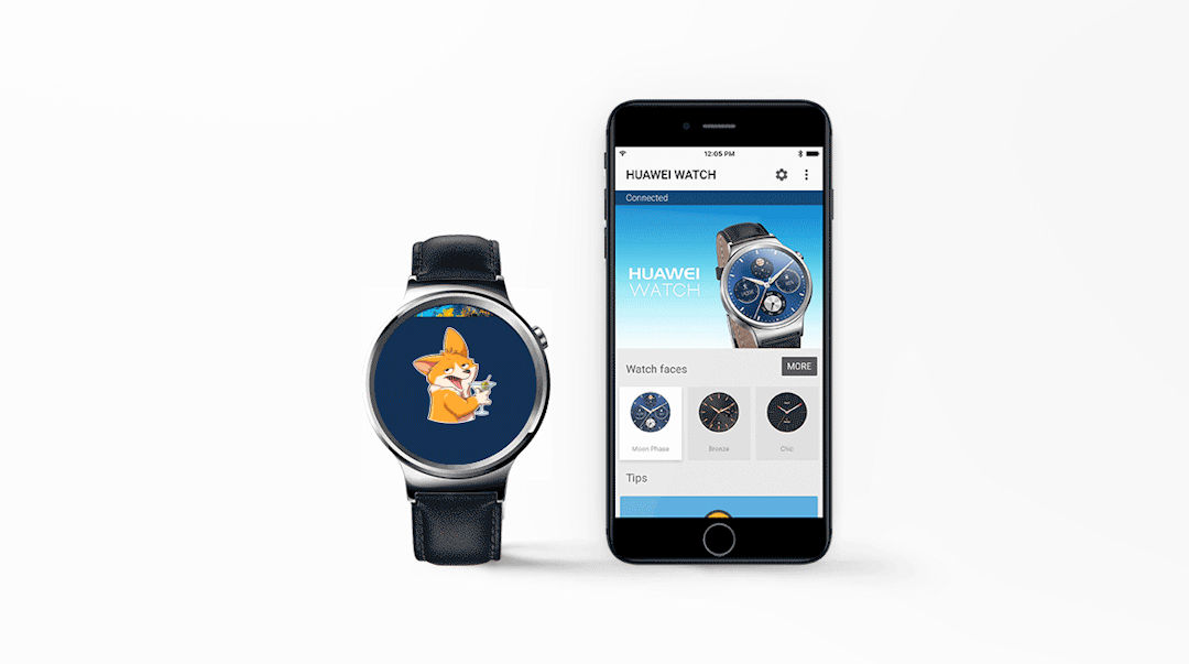 Android Wear 2.0 Preview 5