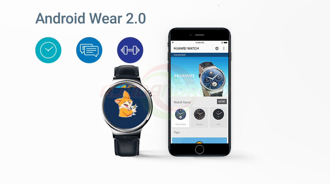 Android Wear 2.0 oficial