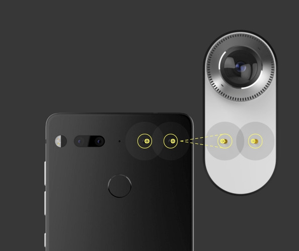 Essential Phone é o smartphone do criador do Android, é modular e poderoso 1