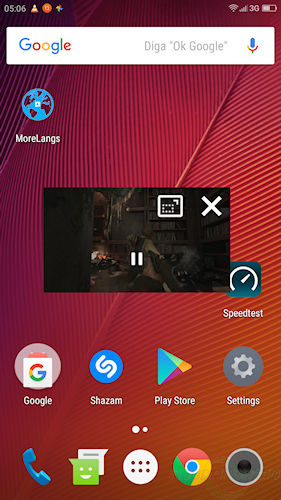 VLC Beta Android O Picture-in-Picture