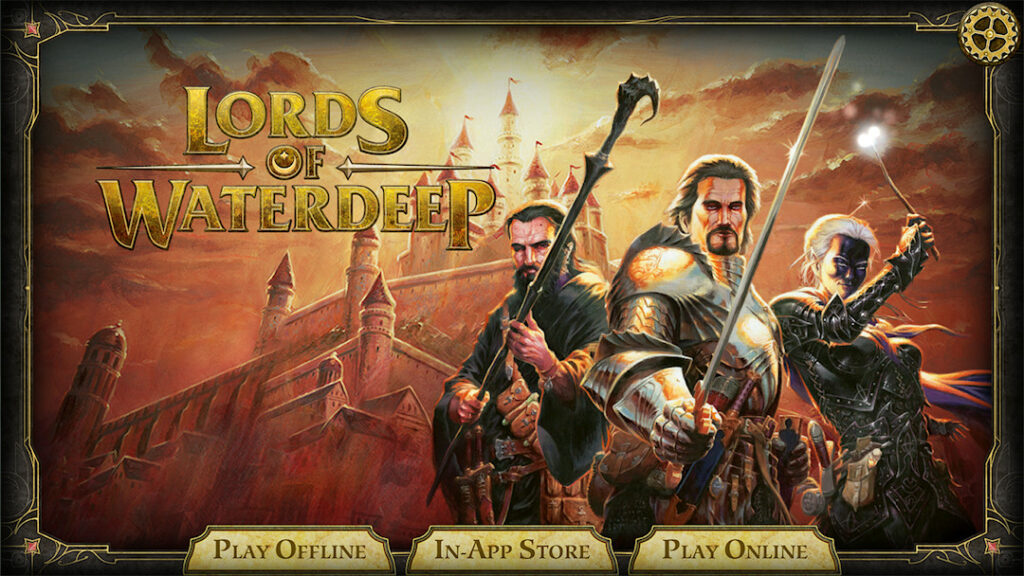 Lords of Waterdeep 2017 pc game Img-1