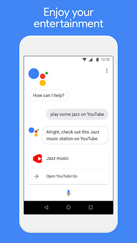 Google Assistente Go