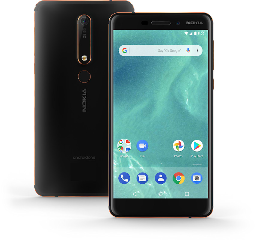 Nokia 6 2018 Android One
