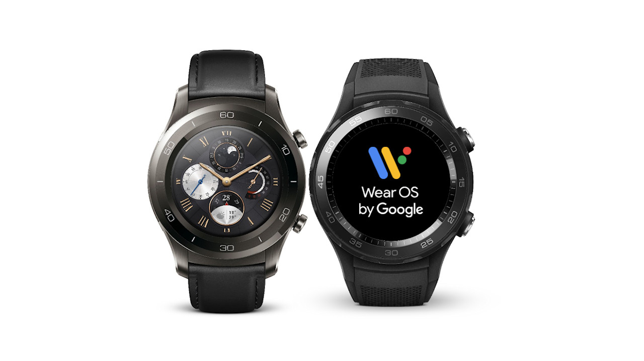 Wear OS com Android P Preview