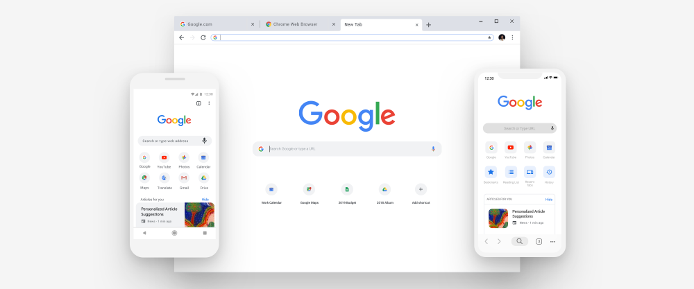 Chrome 69 Android, PC e iOS