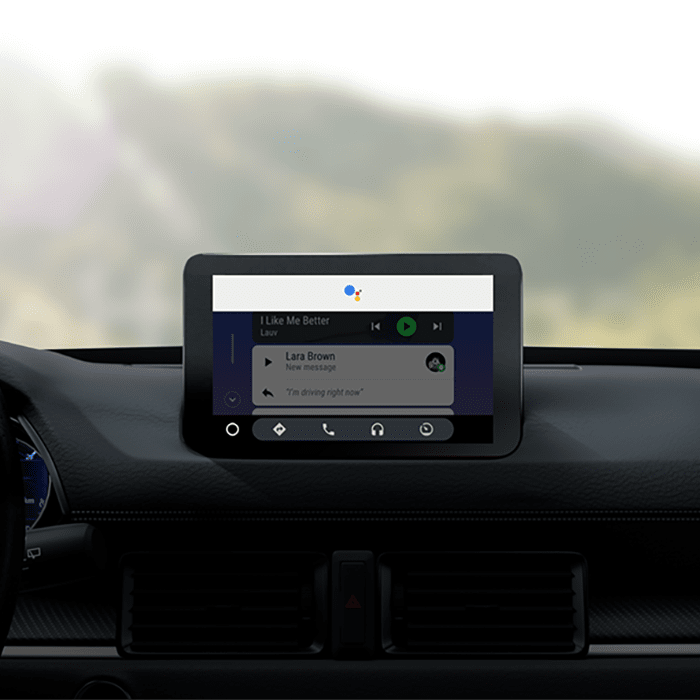 Google Assistente no Android Auto