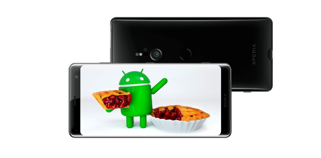 Xperia XZ3 Android 9 Pie