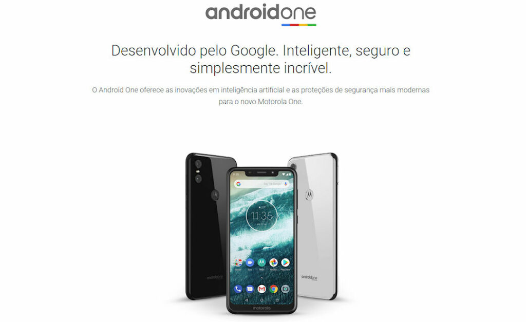 Android One Motorola One