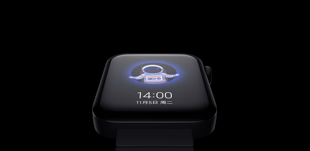 MIUI for Watch no Mi Watch