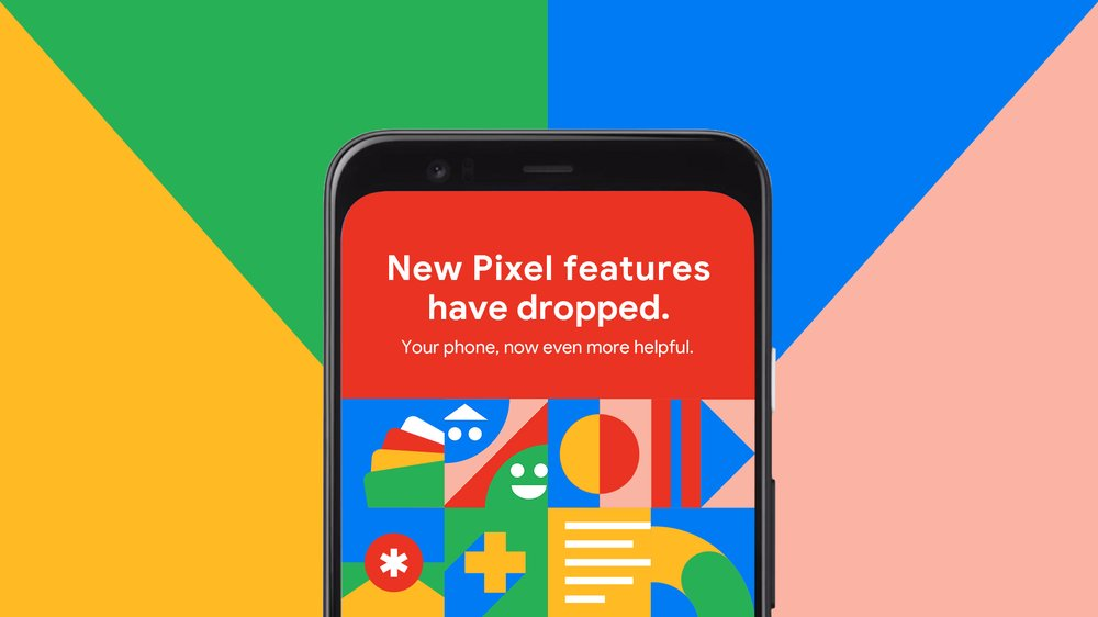Pixel Feature Drops